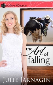 The Art of Falling Julie Jarnagin Cover