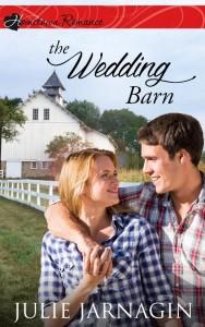 The Wedding Barn Cover