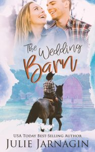 The Wedding Barn by Julie Jarnagin Cover