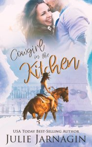 Cowgirl in the Kitchen by Julie Jarnagin cover